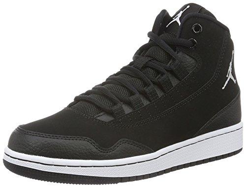 011 Baixo gs De Schwarz Preto Nike branco Executivo Jordan Unisexo Branco amável Topo HnzqZTa