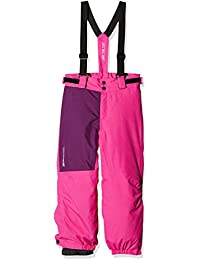 NAME IT Mädchen Schneehose Nitstorm Pant Nmt Fuchsia Pur Fo
