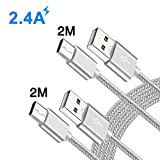 Cable Chargeur pour Kindle Fire/Paperwhite Samsung J3 J5 J7 2017 2018,Huawei P Smart...