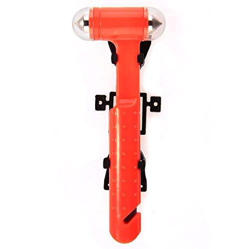 lovelifeast Auto Notfall Hammer Gurtschneider Fenster vorzubeugen Auto Escape Tool Rescue Tool Mini Sicherheit (Auto-rescue-tool)