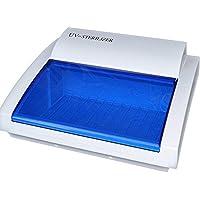 Crisnails® Esterilizador UV Profesional Germicida Bactericida para Peluquería, Manicura y Pedicura