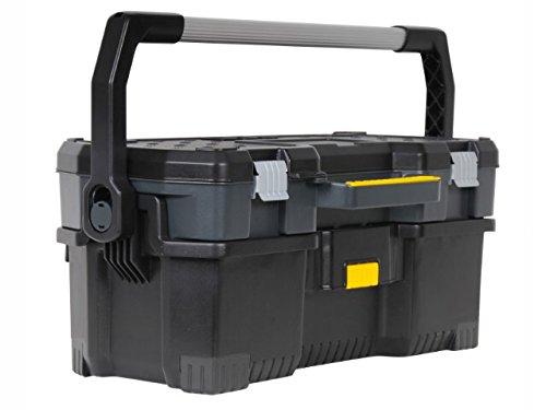 Stanley Werkzeugkoffer/Werkzeugtasche (67x32x29cm, komplette Werkzeugbox, Koffer für...