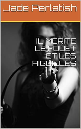 Couverture du livre IL MERITE LE FOUET ET LES AIGUILLES