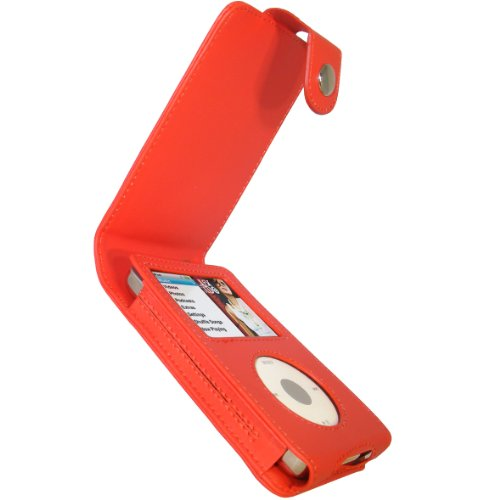 igadgitz-rojo-funda-de-cuero-simil-piel-carcasa-case-cover-para-apple-ipod-classic-80-120-160gb-pant