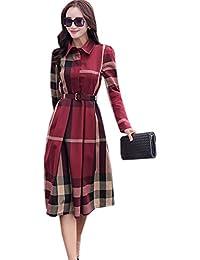 vestito scozzese