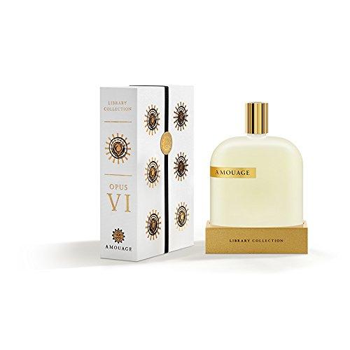 Amouage Library Collection Opus VI Eau de Parfum, (1 x 100 ml)