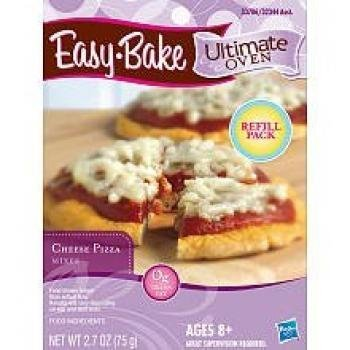 hasbro-easy-bake-ultimate-oven-cheese-pizza-mix-net-wt-27-oz-75-g-by-hasbro
