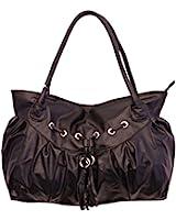EyeCatchBags - Erin Faux Leather Womens Grab Bag Handbag