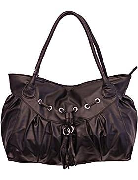 Erin Kunstleder Damen Grab Bag Handtasche