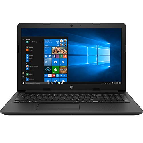 HP 15 15q-dy0011AU 15.6-inch Laptop (A9-9425 Dual-Core/8GB/1TB/Windows 10/Integrated Graphics), Jet Black