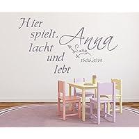 suchergebnis auf f r wandtattoo spr che kinderzimmer timalo baby. Black Bedroom Furniture Sets. Home Design Ideas