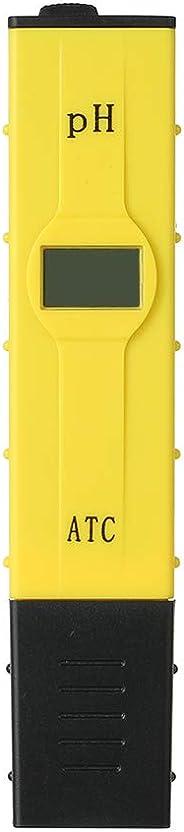 Portable Mini Pocket Size Digital Pen Type PH Meter Tester Acidity Meter 0.01 Resolution & ±0.1 Accuracy PH Measurement Rang