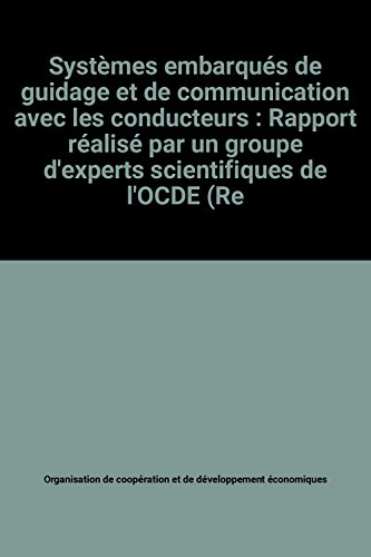 Route Guidance & In-Car Communications Systems par Oecd