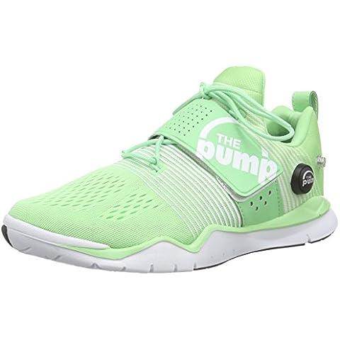 Reebok Zpump Fusion TR Zapatillas de deporte, Mujer