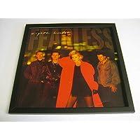 "Eighth Wonder - Fearless (F) - Wall Framed 12"" Vinyl Record Sleeve"