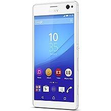 """Sony Xperia C4 - Smartphone de 5.5"""" (Google Android 5.1 Lollipop, Octa Core 1.7 GHz, cámara frontal 5 MP y trasera de 13 MP, con HDR y enfoque automático) color blanco"""