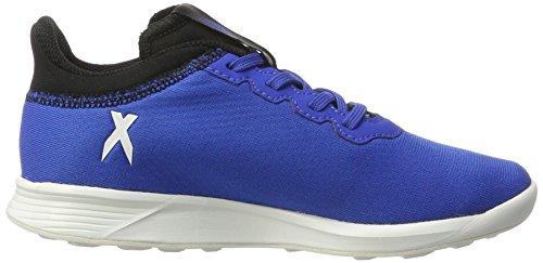adidas X 16.4 Tr J, Scarpe da Calcio Unisex-Bambini Blu (Blue/cry White/core Black)