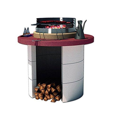 Barbecue Muratura 'Malaga'