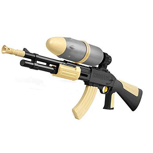 Übergroß AK47 Pumpenziehgerät Handgerät Druckluft Wasserspritzpistole Spielzeug Langstrecken Schießen Sommer Spaß Wasser Spielen Spielzeug Für Jungen Mädchen ()