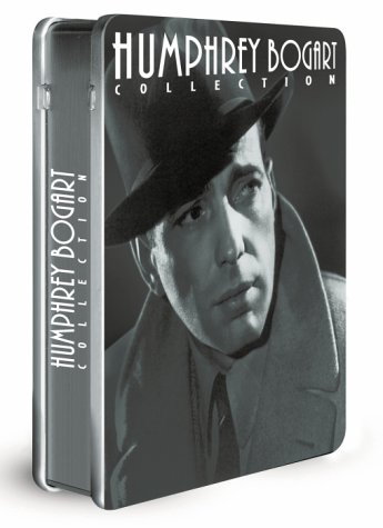 Bild von Humphrey Bogart Collection (Metallbox) [8 DVDs]
