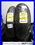 Paire Pneu pneus Pirelli Diablo Rouge II 120/70–17–190/55–17