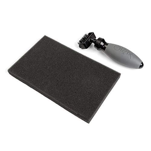 Die Brush & Foam Pad