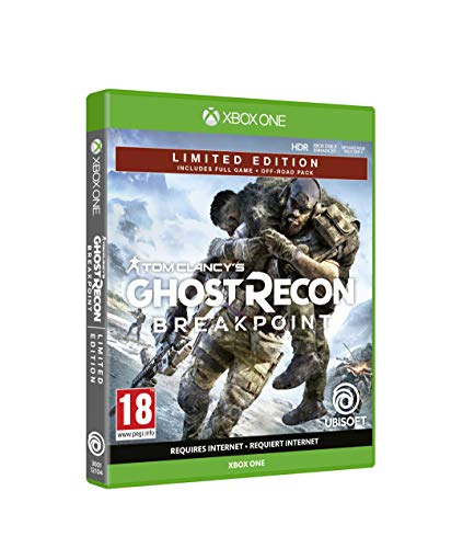 Ghost Recon Breakpoint - Limited [Esclusiva Amazon] - Xbox One