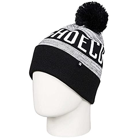 DC Shoes Boy 's blathers–Gorro, talla única, color negro