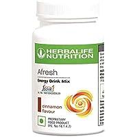 Herbalife Afresh Energy Drink Mix Cinnamon Flavor 50 gms