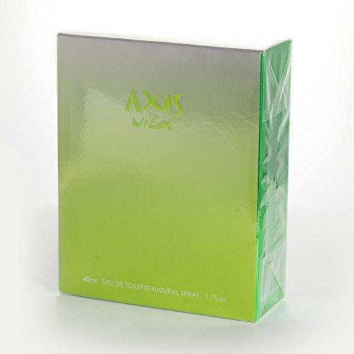 AXIS WILD eau fraiche pour homme 45ml