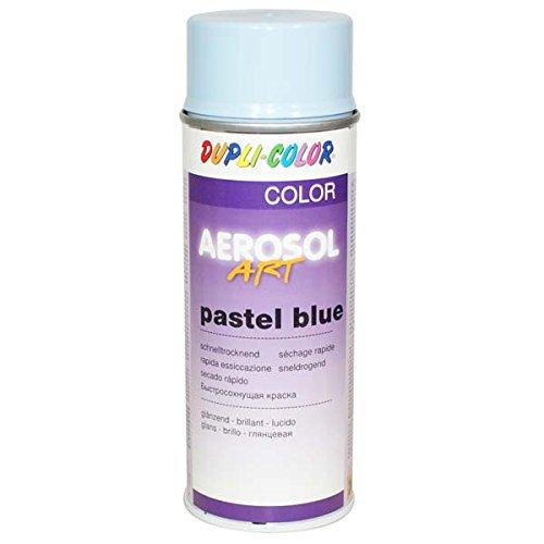 Dupli-Color 733239 Aerosol Art pastellblau glänzend 400 ml