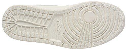 Nike Hombre Deporte Og Air Blanco Jordan Universidad Zapatillas Retro Altas De rojo 1 HHrqwZU