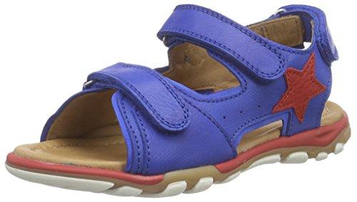 Bisgaard Sandals, Sandales ouvertes mixte enfant Blau (26 Cobalt)