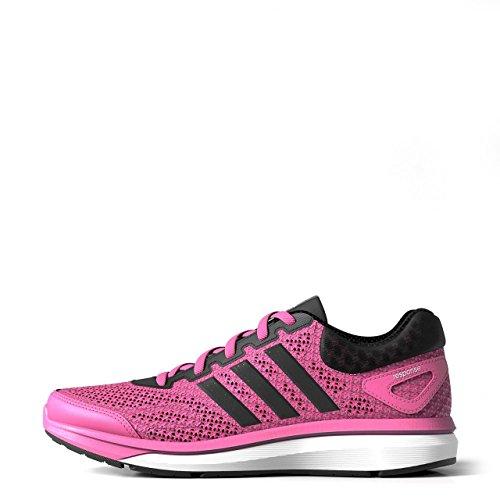 Adidas Response Junior Chaussure De Course à Pied Rose