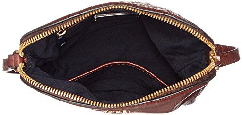 JOOP! Croco Soft Shoulder bag Small Daphne Braun (Brown)