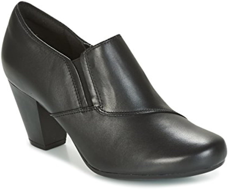 Clarks Garnit Colette Letztes - Black Leather 2018 Letztes Colette Modell  Mode Schuhe Billig Online-Verkauf 24ce7a
