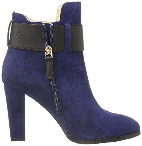 Giudecca Pr18-01, Bottes courtes femme Bleu - Bleu