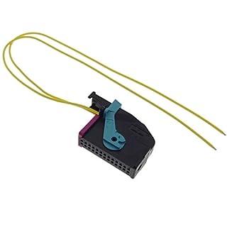 Navigation Stecker Adapter Kabel Anschlußkabel kompatibel mit MFD Navi Plus A2 A3 A4 A6 A8 Audi Seat Skoda VAG