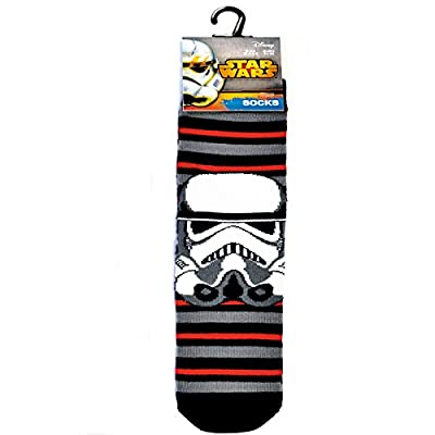 Disney Star Wars - Chaussettes Stormtrooper - gris/blanc - 27/30