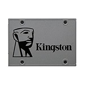 Kingston SUV500B/1920G Solid State Storage Device with TCG Opal 2.5 - Grey