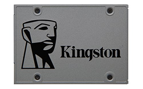 Kingston SUV500B 480GB SATA3 Desktop/Notebook SSD upgrade kit (6,4 cm (2,5 Zoll))