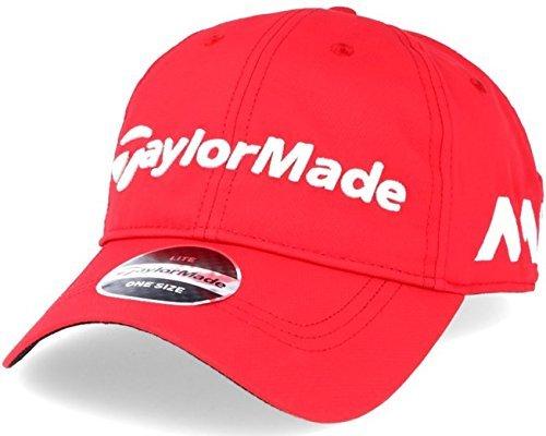 Taylormade Golf 2017 litetech Tour Casquette Sangle réglable - Rouge