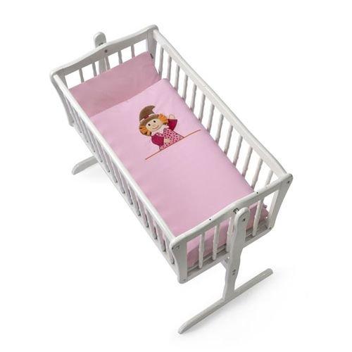 Sterntaler 92962 Nicki-Baby-Bettwäsche Helene - Hexe