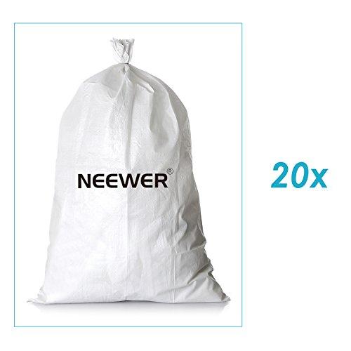 neewer-pack-de-20pcs-bolsa-arena-63cmx35cm-vacio-blanco-de-tejido-con-proteccion-de-uv-recubrimiento