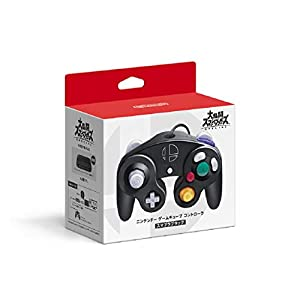 GameCube Controller – Super Smash Bros. Edition (Nintendo Switch)