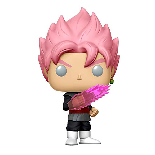 Funko Pop! Animation - Dragon Ball Z - Super Saiyan Rose Goku Black Exclusive #260 Vinyl Figure 10cm Released 2017