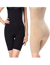 7ee3d8570 Women s Polycotton Tummy Control Bodyshaper Panty High Waist Shaping  Panties women underwear women underwear lady high