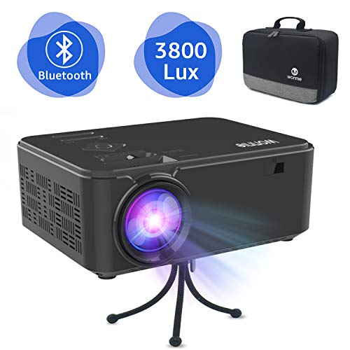 WONNIE Mini projector with 3800 ...