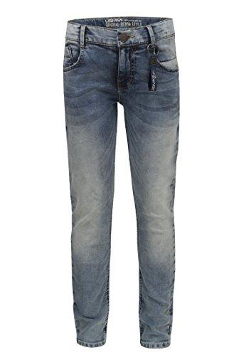 Lemmi Hose Jeans Boys Tight fit SUPERBIG Jungen Blue Denim,146