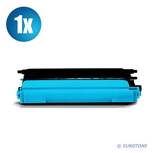 9040-serie (Eurotone High Quality Toner Cartridge für Brother DCP 9040 / 9042 / 9045 / MFC 9440 / 9450 / 9840 Serien - ersetzt blaue TN-130 / TN-135 C Patrone - kompatible Premium Alternative - non oem)